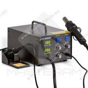 Термовоздушная паяльная станция Lukey 852D+ с паяльником(ТЕСТ)