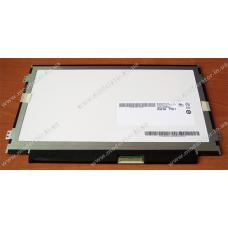 """Матрица для ноутбука 10.1"""" (1024x600) AU Optronics B101AW06 40pin глянцевая Slim LED"""