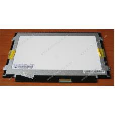 """Матрица для ноутбука 10.1"""" (1024x600) Hannstar HSD101PFW4 40pin глянцевая Slim LED"""