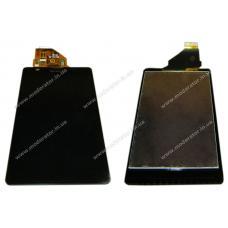 Дисплейный модуль для Sony C5503, C5502 Xperia ZR черный